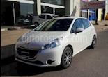 Foto venta Auto usado Peugeot 208 Allure 1.5 NAV (2015) color Blanco precio $435.000