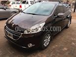 Foto venta Auto usado Peugeot 208 Allure 1.5 NAV (2014) color Marron precio $340.000