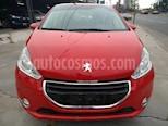 Foto venta Auto usado Peugeot 208 Allure 1.6 Aut NAV (2014) color Rojo precio $355.000