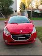 Foto venta Auto usado Peugeot 208 Allure 1.6  (2015) color Rojo Aden precio $375.000