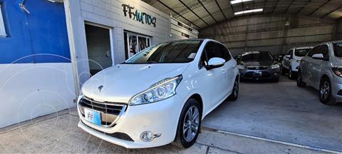 Peugeot 208 Feline 1.6 Pack Cuir usado (2015) color Blanco precio $1.449.000