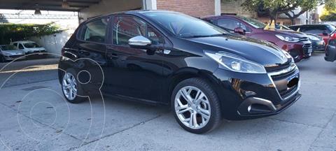 Peugeot 208 Urban Tech 1.6 Edicion Limitada usado (2019) color Negro Perla precio $1.490.000
