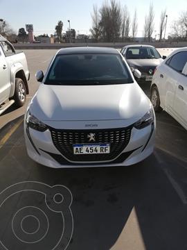 Peugeot 208 Active 1.6 usado (2020) color Blanco Banquise precio $2.538.000