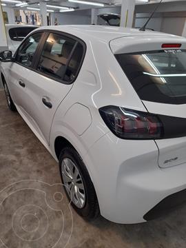 OfertaPeugeot 208 Like 1.6 nuevo color Blanco Banquise precio $1.850.000