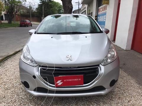 Peugeot 208 Active 1.5  usado (2013) color Gris Aluminium precio $1.280.000