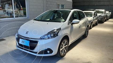 Peugeot 208 Feline 1.6  usado (2018) color Blanco precio $1.649.000