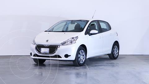 Peugeot 208 Active 1.5  usado (2014) color Blanco Nacre precio $1.350.000