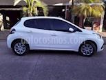 foto Peugeot 208 Active 1.5 usado (2017) color Blanco Banquise precio $890.000