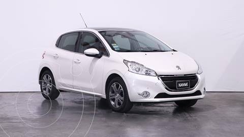 Peugeot 208 Feline 1.6  usado (2014) color Blanco Nacre precio $1.340.000