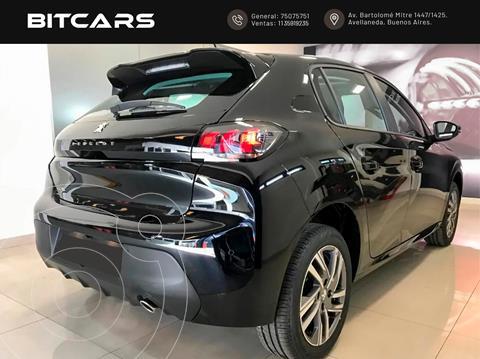 Peugeot 208 Feline 1.6 Tiptronic nuevo color Gris Aluminium precio $3.490.000