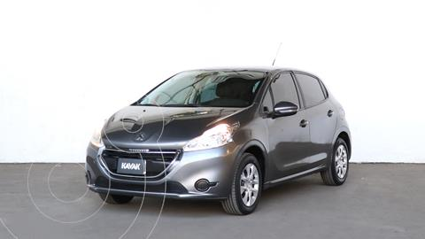 Peugeot 208 Active 1.5  usado (2014) color Gris Aluminium precio $1.180.000