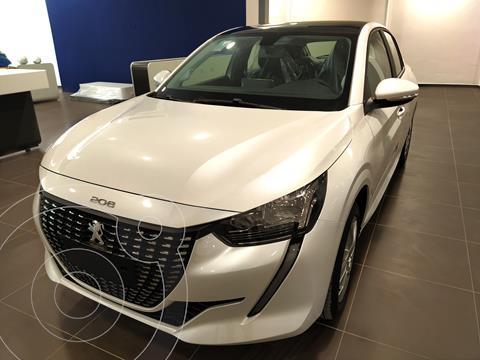 Peugeot 208 Allure 1.6 Tiptronic nuevo color Blanco precio $2.650.300