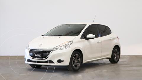 Peugeot 208 Active 1.5  usado (2014) color Blanco Nacre precio $1.170.000