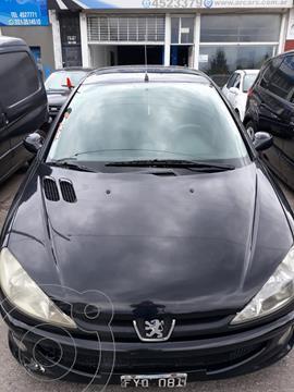 Peugeot 208 Allure 1.6  usado (2006) color Negro Perla financiado en cuotas(anticipo $380.000)