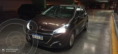 Peugeot 208 Active 1.6 Tiptronic usado (2019) color Marron precio $1.445.000