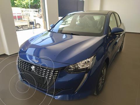 Peugeot 208 Active 1.6 Tiptronic nuevo color Azul Oscuro precio $2.420.520