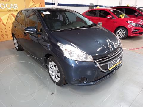 Peugeot 208 1.5 8v Nafta Active (90cv) MT5 (my2016) usado (2016) color Azul precio $1.310.000