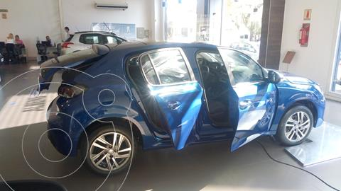 Peugeot 208 Allure 1.6 nuevo color Azul precio $2.350.000