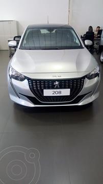 Peugeot 208 Active 1.5 nuevo color Gris Aluminium precio $2.050.000