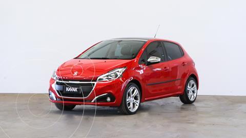 foto Peugeot 208 Urban Tech 1.6 Edición Limitada usado (2019) color Rojo Rubí precio $2.010.000