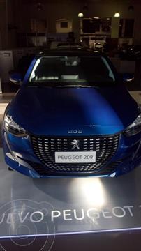Peugeot 208 Allure 1.6 nuevo color Azul Bourrasque precio $2.350.000