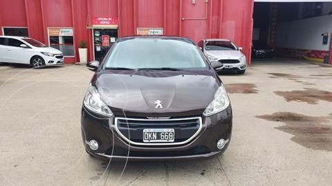 Peugeot 208 Active 1.5  usado (2014) precio $1.150.000