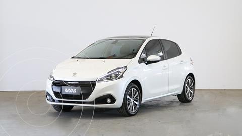Peugeot 208 Feline 1.6 usado (2020) color Blanco Banquise precio $2.220.000