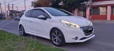 Peugeot 208 XY 3P usado (2014) color Blanco Banquise precio $1.790.000