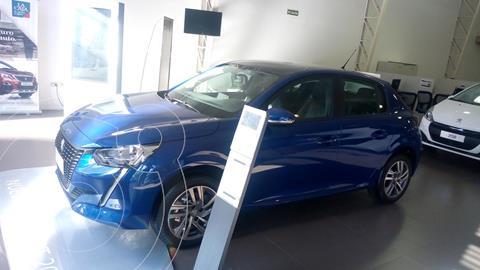 Peugeot 208 Allure 1.6 nuevo color Azul precio $2.843.700