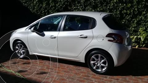 Peugeot 208 Allure 1.5  usado (2013) color Blanco precio $920.000
