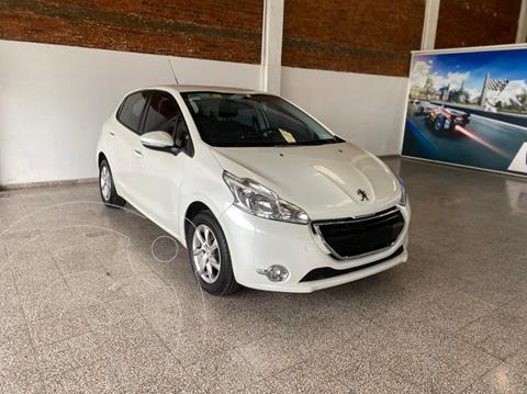 Peugeot 208 Allure 1.5 Full  usado (2016) color Blanco Nacre financiado en cuotas(anticipo $745.000)
