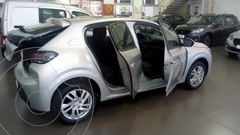 Peugeot 208 Active 1.6 nuevo color Gris Aluminium precio $2.050.000