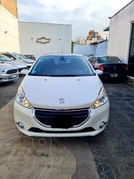 Peugeot 208 Feline 1.6 Pack Cuir usado (2015) color Blanco Nacre financiado en cuotas(anticipo $1.308.800)