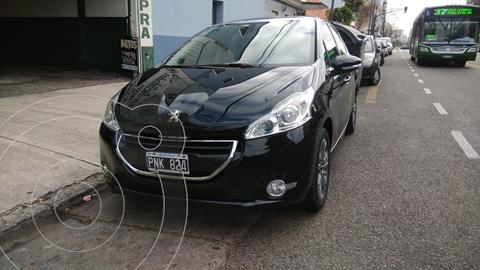 Peugeot 208 Feline 1.6 Pack Cuir usado (2016) color Negro precio $1.650.000
