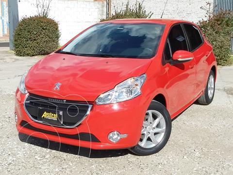 Peugeot 208 Active 1.5  usado (2013) color Rojo precio $700.000