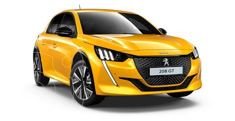Peugeot 208 GT-Line nuevo color Amarillo precio $4.500.000