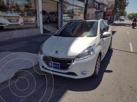 Peugeot 208 GT 1.6 THP usado (2016) color Blanco precio $1.290.000