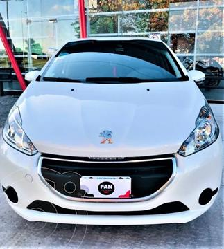 Peugeot 208 1.5 N 8v Active usado (2013) color Blanco precio $1.300.000