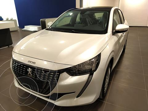 Peugeot 208 Allure 1.6 Aut nuevo color Blanco precio $2.980.500
