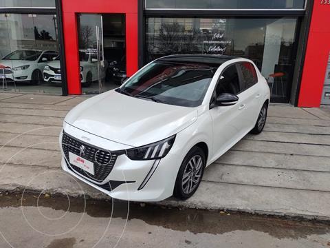 Peugeot 208 Feline 1.6 usado (2020) color Blanco Banquise precio $3.180.000