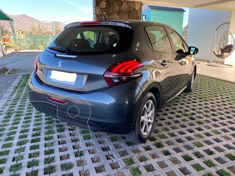 Peugeot 208 1.6L 5P Active Pack HDi usado (2017) color Gris Shark precio $11.000.000