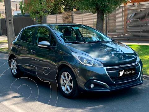 Peugeot 208 1.2L 5P Active Puretech 82HP usado (2018) color Gris precio $9.790.000