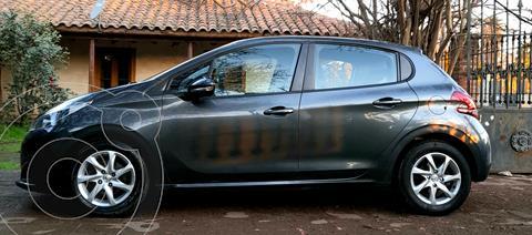 Peugeot 208 1.5L 5P Active Pack BlueHDi 100HP usado (2018) color Gris precio $10.900.000