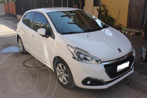 Peugeot 208 1.2L 5P Active Puretech 82HP usado (2016) color Blanco Banquise precio $8.990.000