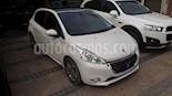 Foto venta Auto usado Peugeot 208 Feline 1.6 Pack Cuir (2015) color Blanco precio $250.000