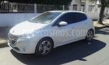 Foto venta Auto usado Peugeot 208 Feline 1.6 Pack Cuir (2015) color Blanco Nacre