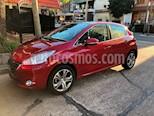 Foto venta Auto usado Peugeot 208 Feline 1.6 Pack Cuir (2014) color Rouge Ruby precio $590.000
