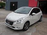 Foto venta Auto Usado Peugeot 208 Feline 1.6  (2013) color Blanco Nacre precio $355.000