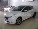 Foto venta Auto usado Peugeot 208 Feline 1.6 (2016) color Blanco Nacre precio $460.000