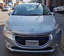 Foto venta Auto usado Peugeot 208 Feline 1.6  (2014) color Gris Claro precio $470.000